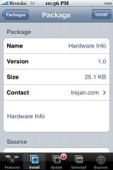 HardWare Info 1.0