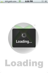 iXboxLive 1.6 Loading