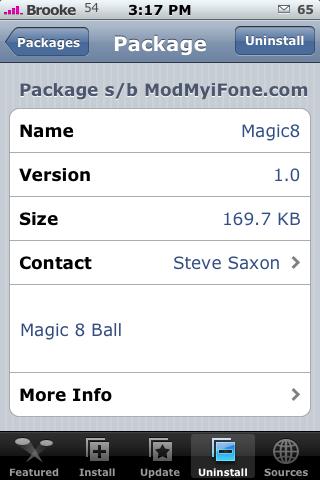 Magic8 1.0