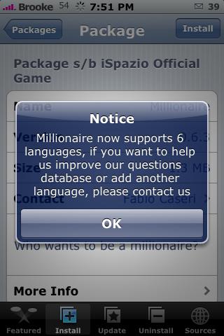 Millionaire 0.6.3