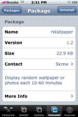 rWallpaper 1.2