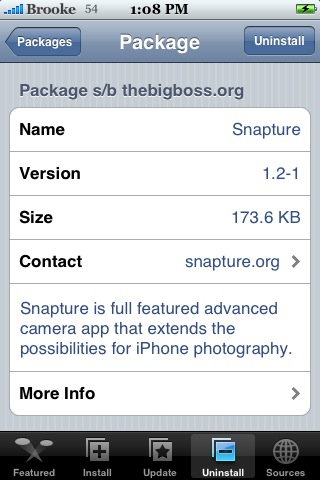 Snapture 1.2-1