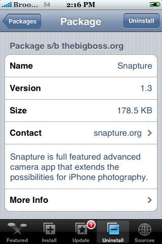 Snapture 1.3