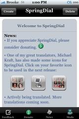 SpringDial 0.9996