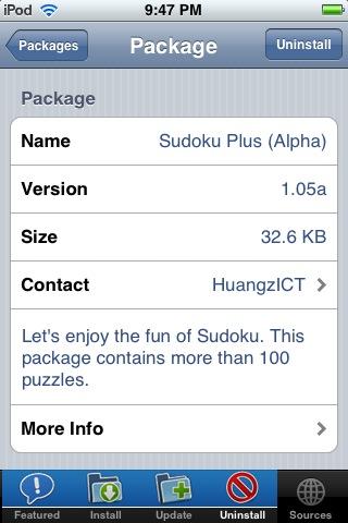 Sudoku Plus (Alpha) 1.05a