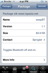 swapBT 1.1
