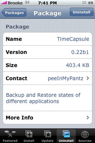 TimeCapsule 0.22b1