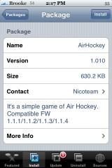 AirHockey 1.010