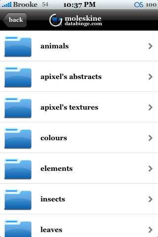 New moleskine Theme - Apixel's Abstract