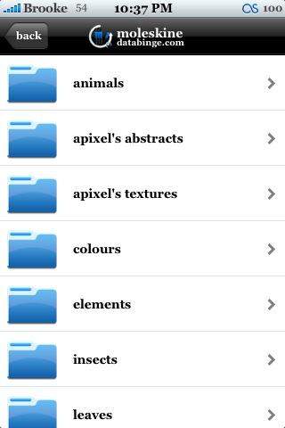 New moleskine Theme – Apixel's Abstract