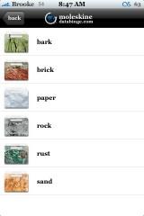 New Moleskine Themes Apixel\'s Textures