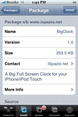 BigClock 1.0