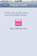 biteSMS 1.11-1