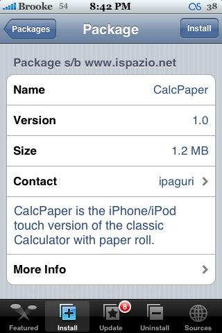 CalcPaper 1.0
