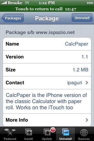 CalcPaper 1.1