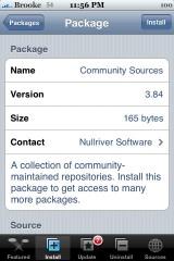 Community Sources 3.84