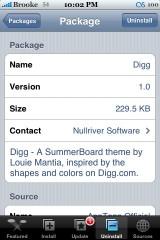 New Digg Themes