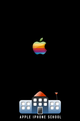 apple iphone logo. changed your Boot Logo and