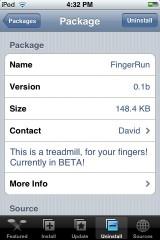 FingerRun 0.1b
