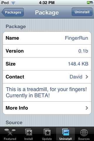 FingerRun 0.1b