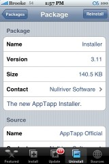 Installer 3.11