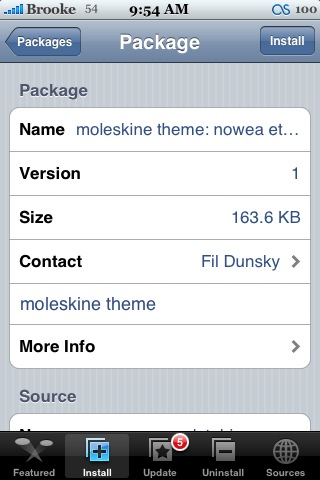 New Moleskine Theme – Nowea Ethno