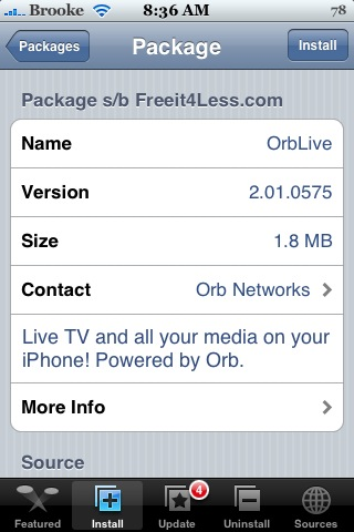OrbLive 2.01.0575