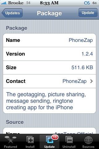 PhoneZap 1.2.4