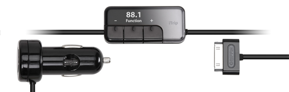 New iTrip AutoPilot by Griffin