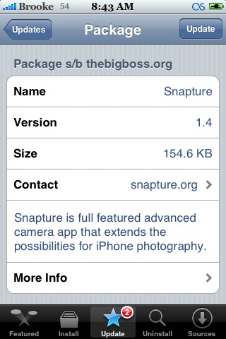 Snapture 1.4