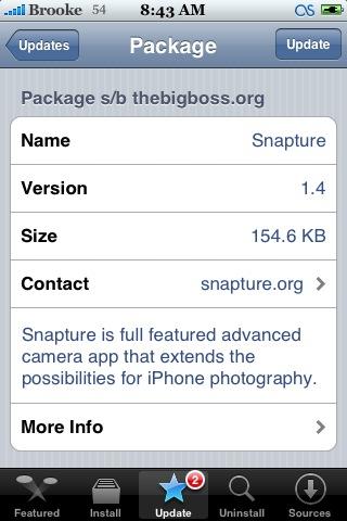 Snapture 1.4
