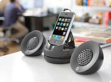 DLO Speakers for the iPhone Review