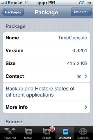 TimeCapsule 0.32b1