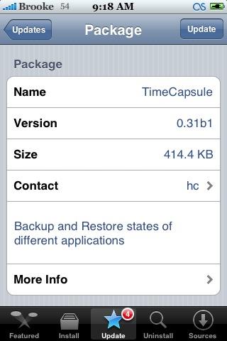 TimeCapsule 0.31b1