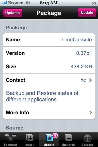 TimeCapsule 0.37b1