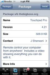 Touchpad Pro 4.21