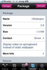 vWallpaper 0.9