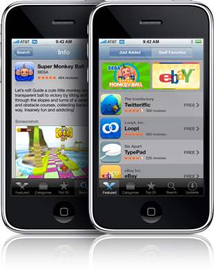 Average App Store Application Price: $2.29, 71% Will Be Free