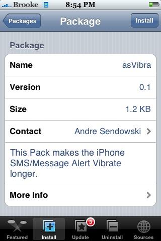 asVibra 0.1