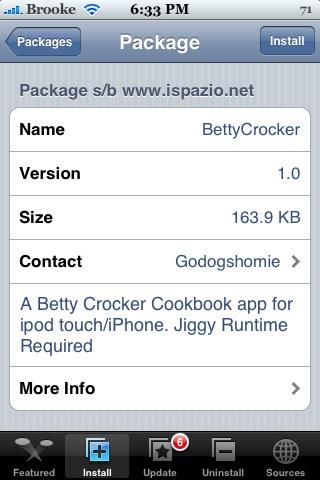 BettyCrocker 1.0