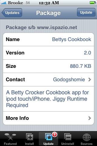 Bettys Cookbook (BettyCrocker) 2.0