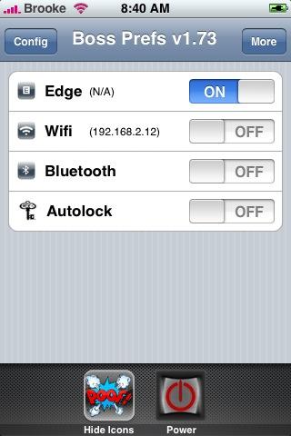 BossPrefs Autolock 2.0