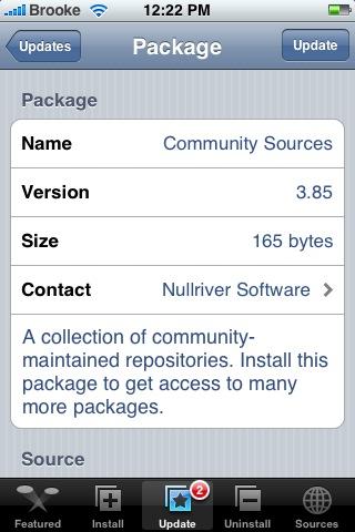 Community Sources 3.85