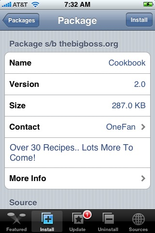 CookBook 2.0