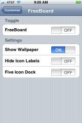 Freeboard 0.0.1