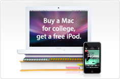 Free iPod Touch from Apple