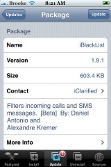 iBlackList 1.9.1