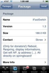 iFastSwitch 1.3