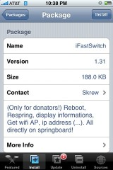 iFastSwitch 1.31