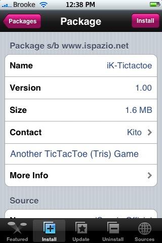 iK-Tictactoe 1.00